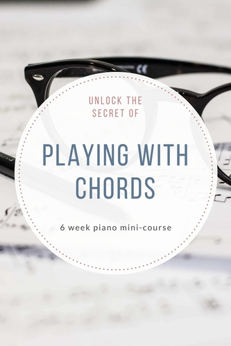 Cover playing withchords
