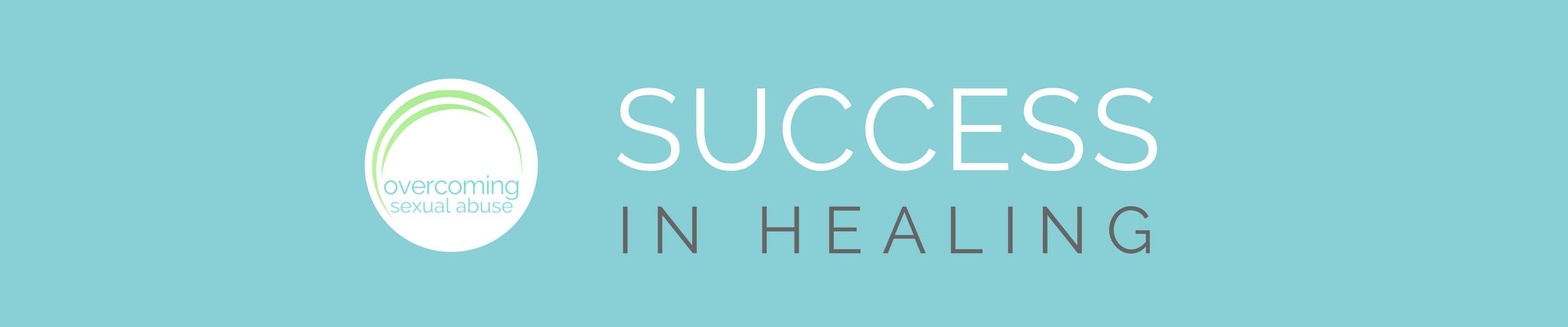 Cover success in healing teachery cover