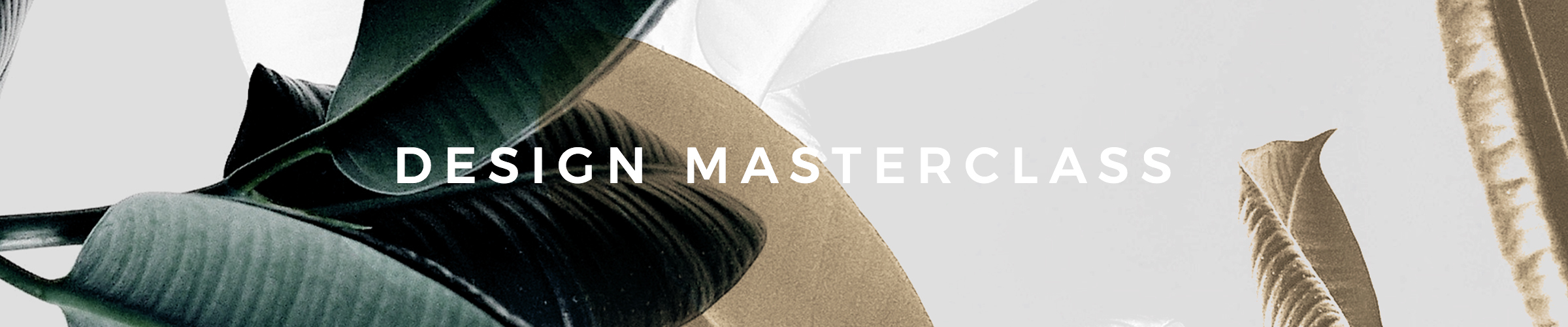 Cover design masterclass header