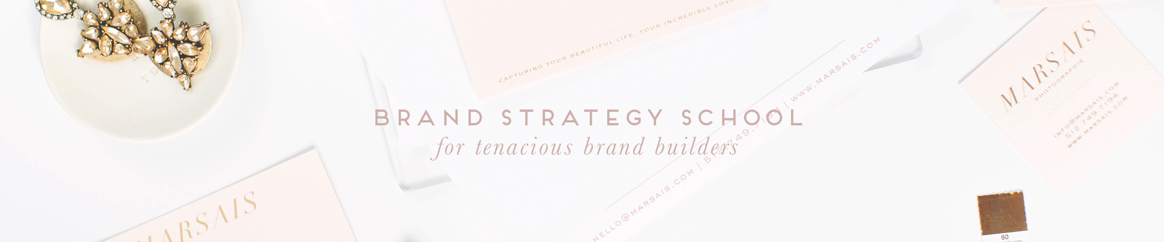 Cover brand strategy school header