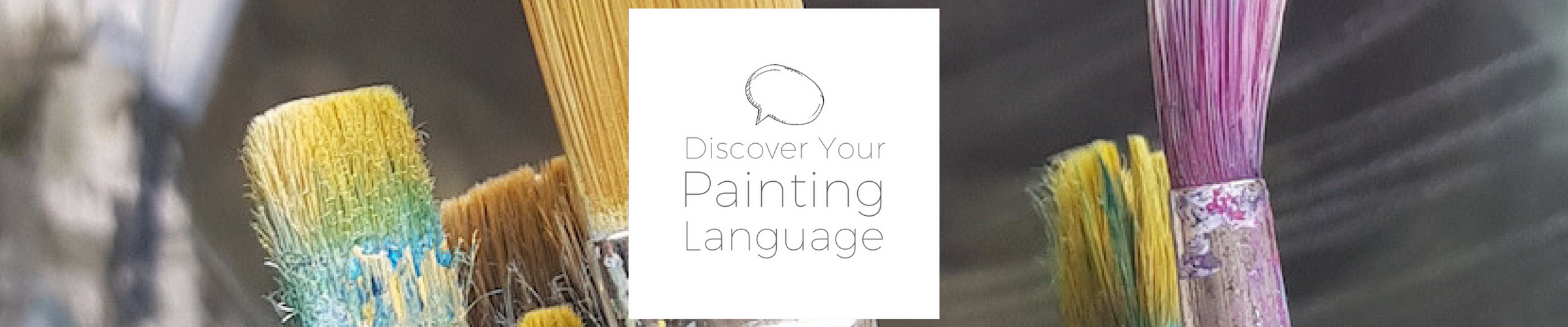 Cover discover yourpainting language header