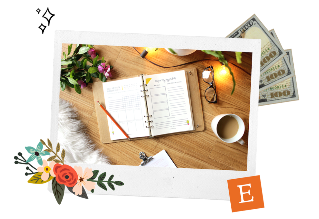 image regarding Etsy Printables titled Pive Revenue with Printables