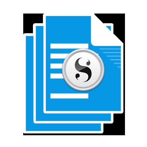 Scrivener Templates
