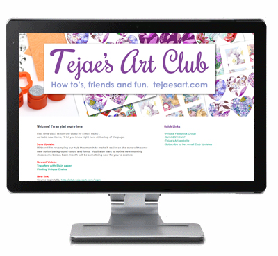 Tejae's Art Club