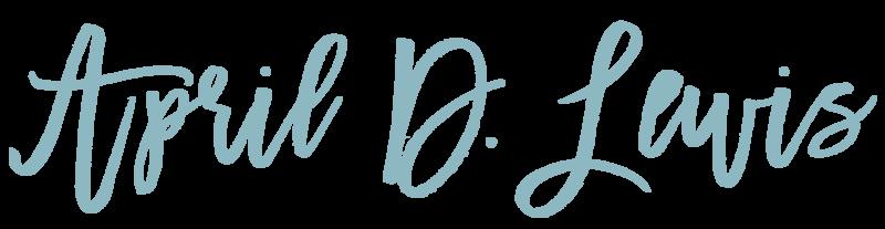 Payment image april d lewis logo