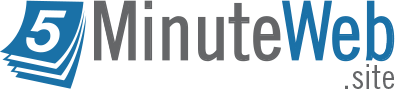 Payment image 5 minute web site logo