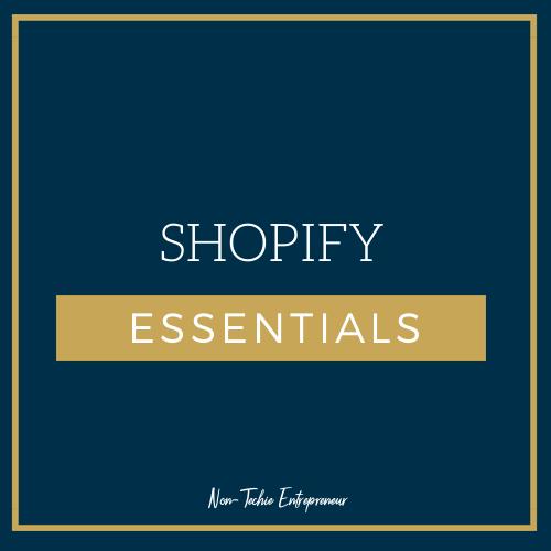 Payment image non techie entrepreneur shopify essentials