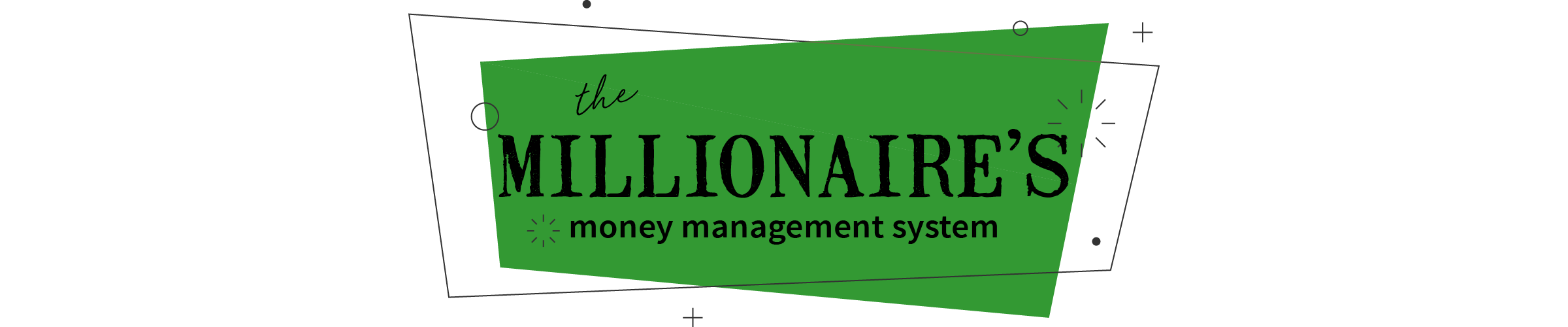 Cover millionaire money management system