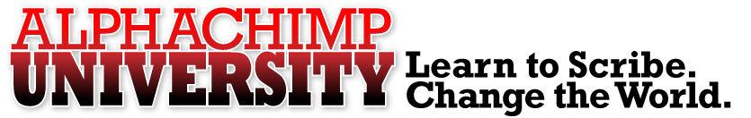 Cover alphachimp university header