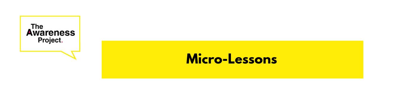 Cover micro lesson banner