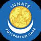Headshot base logo postpartum care