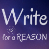 Screenshot write for a reason website logo